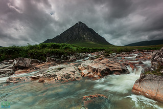 Buachaille Etive Mor Landscape | by James G Photography