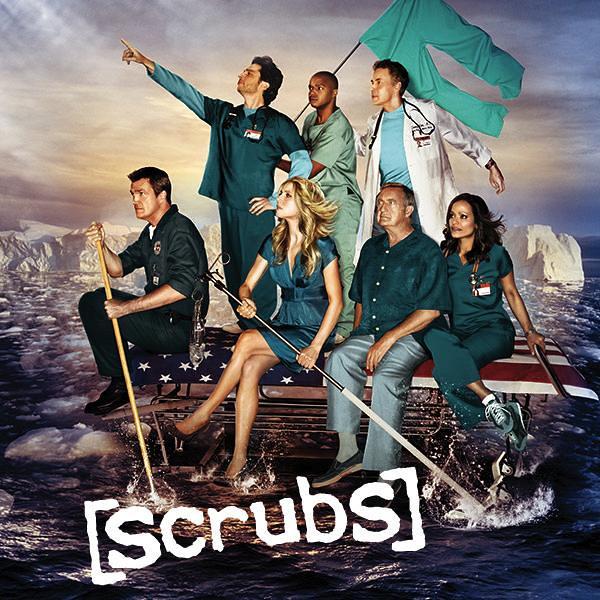 Courteney cox scrubs season 8 on make a gif.