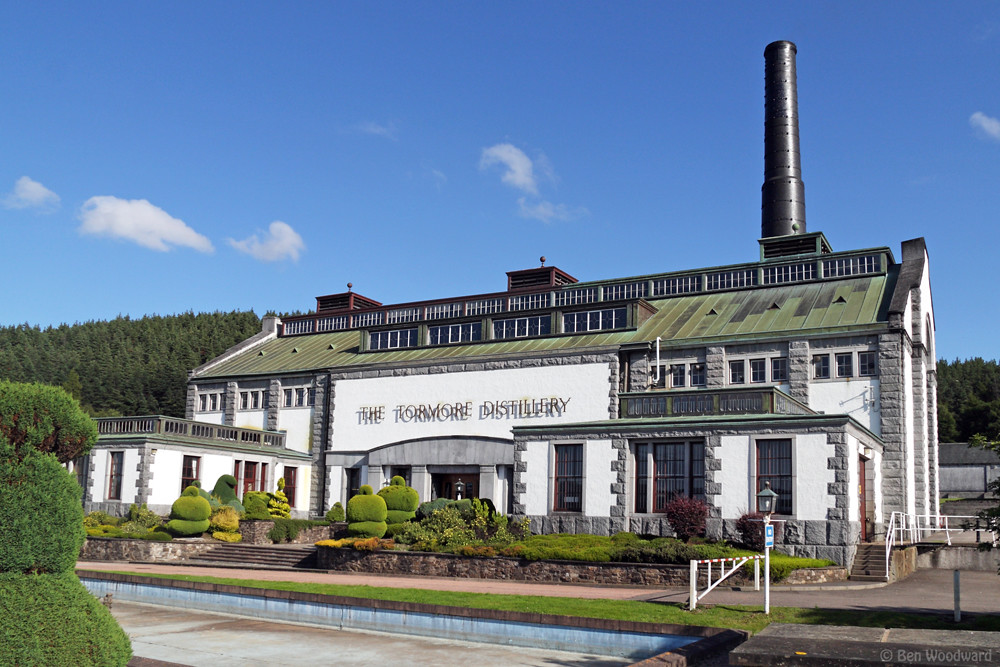 The Tormore Distillery One Of The Nicest Looking