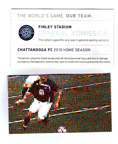 Chattanooga FC Tickets | by Larry Miller