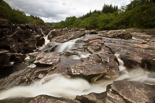 Falls of Orchy - Highlands - Scotland | by Mathew Roberts