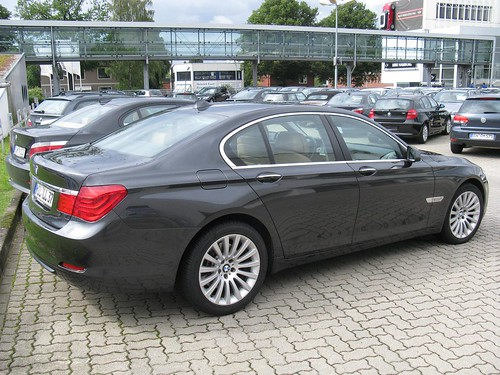 bmw 730d bmw niederlassung hamburg nakhon100 flickr. Black Bedroom Furniture Sets. Home Design Ideas
