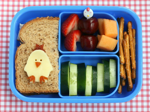 cluck cluck bento | by anotherlunch.com
