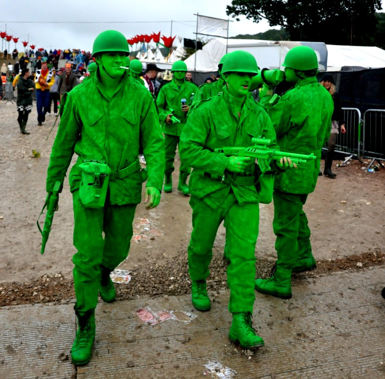Image Result For Green Army Man