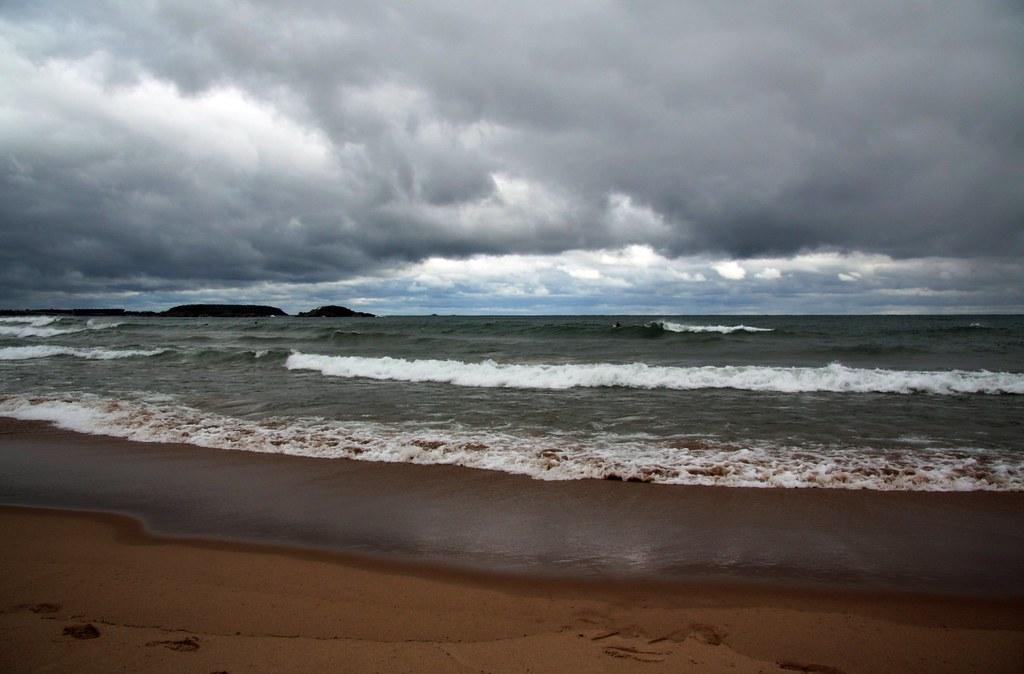 Stormy Weather Lake Superior Marquette Mi Michelle