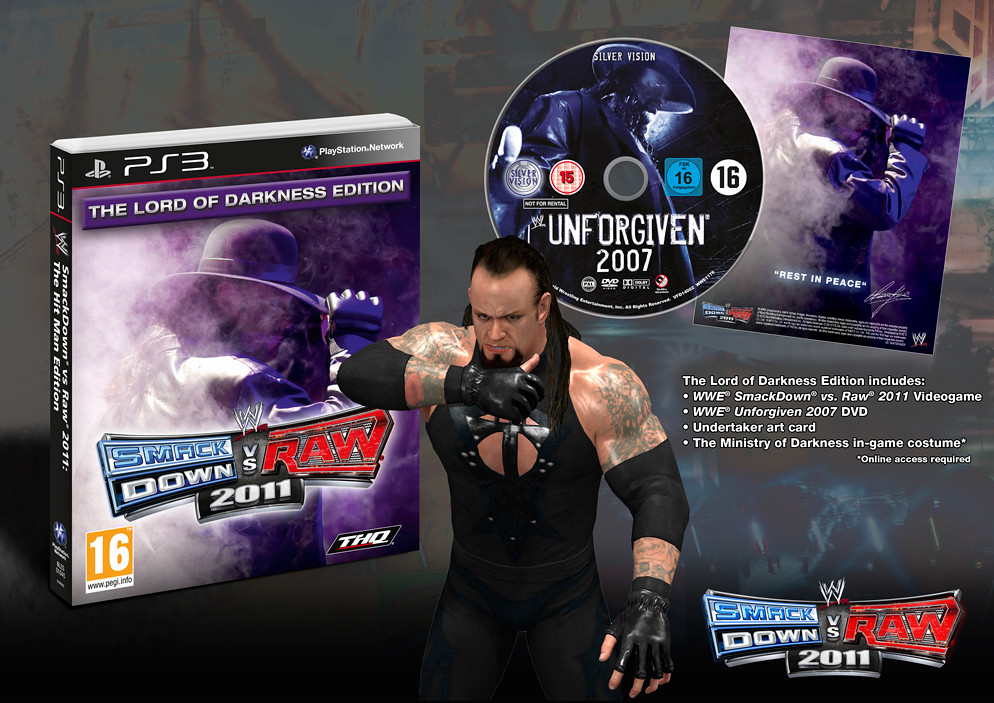Undertaker Special Edition