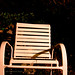 Chair by Night - 256:365