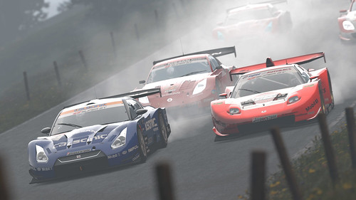 Gran Turismo 5 for PS3: Eiger Nordwand | by PlayStation.Blog