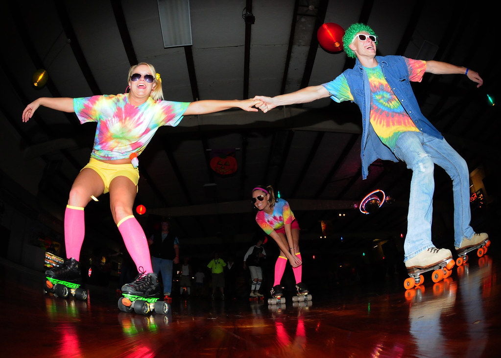 70's Skate Party!   About once per month one thing our ...