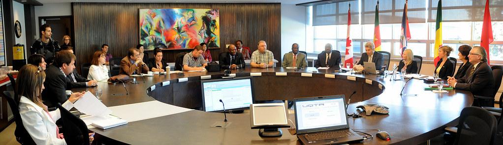 Bureau des relations internationales uqtr l 39 uqtr exportera flickr - Bureau des relations internationales ...