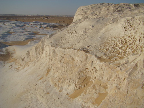Erosión alveolar - White Desert (Egipto) - 06