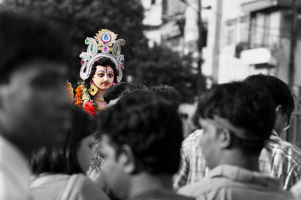 Vishwakarma Puja in 2010 Vishwakarma Puja at Chandni