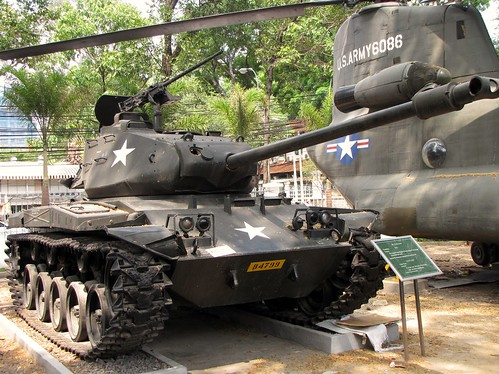 War Remnants Museum - American M41 Tank | by FollowOurFootsteps