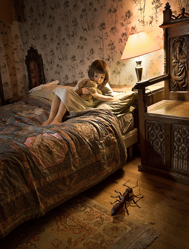 Bed bug | Good night and don't let the bed bugs bite! Ants ...