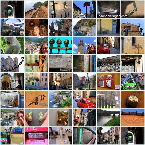 europe collage. italy/france/england/belgium   i wish i ...