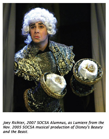joey richter wikipedia