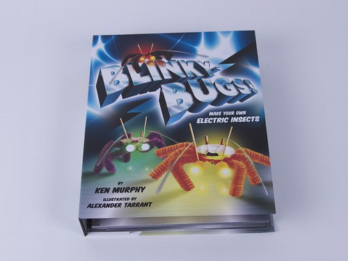 Blinky Bugs Book | by 1lenore