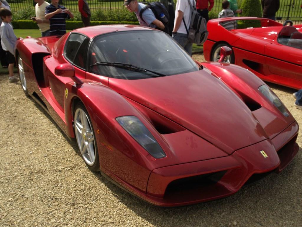 Ferrari Enzo Super Cars - 2004   Ferrari Enzo Super Cars - 2…   Flickr
