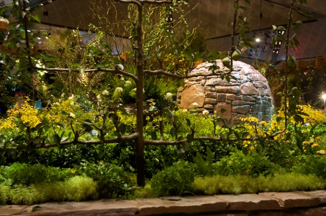 Hortus Inclusus The Interior Garden Fantasy Garden Ge