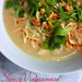 spicy Vietnamese chicken noodle soup