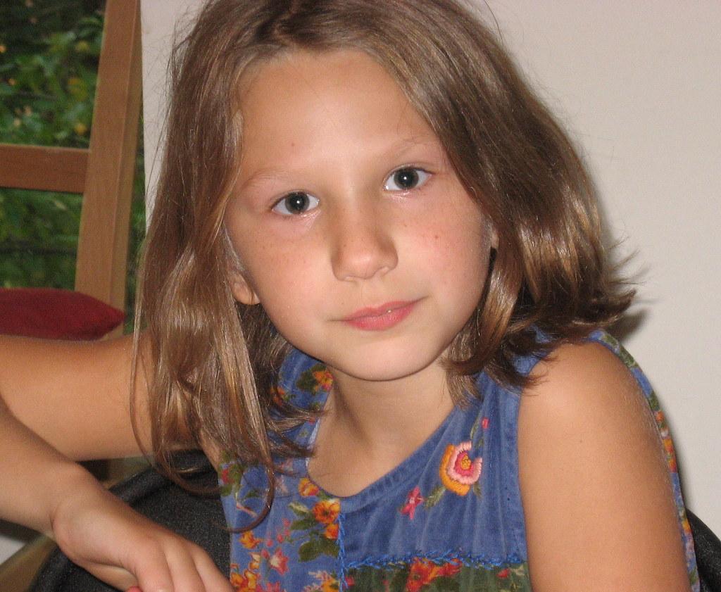 Our Beautiful 8-Year-Old Girl  Matt Blum  Flickr-2947