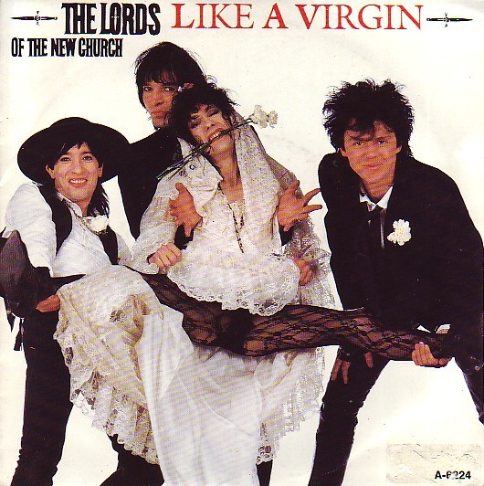 Lords The Like A Virgin