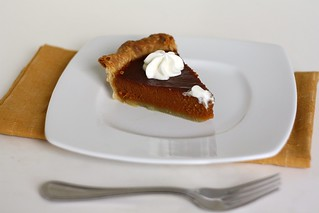 TWD Caramel Pumpkin Pie | by Tracey's Culinary Adventures