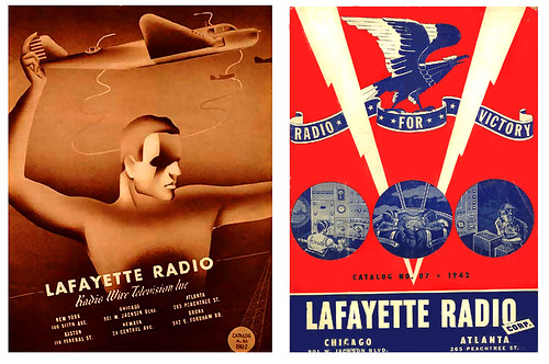 1942 ... LaFayette Radio catalog! | by x-ray delta one