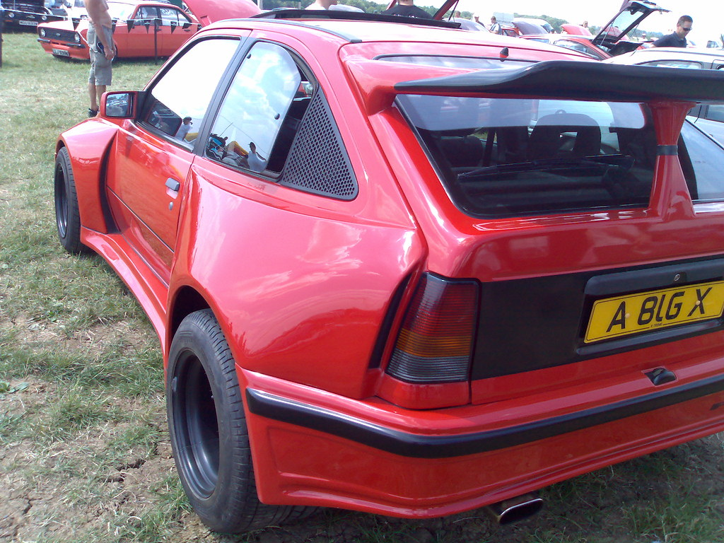 Astra Gte Mattig Taken At The Classic And Retro Show At