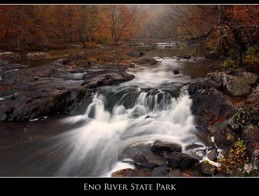 Eno River State Park   Eno River State Park 3.2 sec f/18 ...