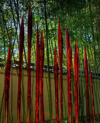 Red Reed Bamboo Forest | by Jeff.Hamm.Photography