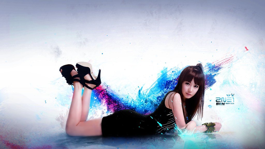 Park Bom Of 2ne1 Official Koreaboo Wallpaper By Peter Nguy Flickr