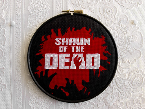 Shaun of the Dead | by stitchFIGHT