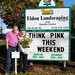 Think Pink at Tom's Eldon Landscaping
