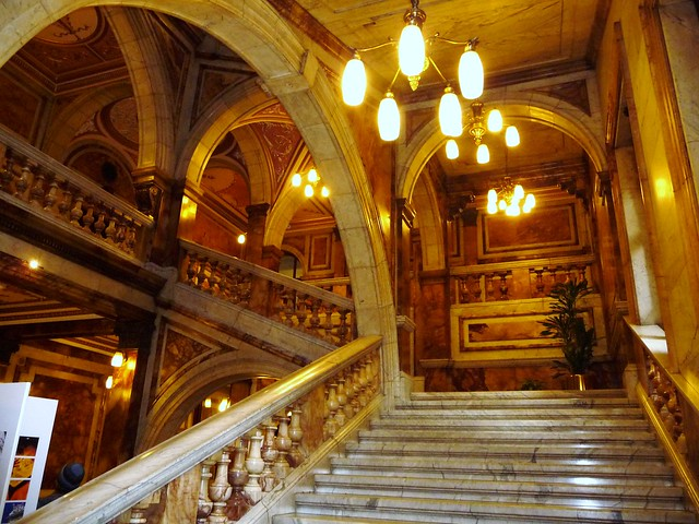 Glasgow City Chambers, Scotland.