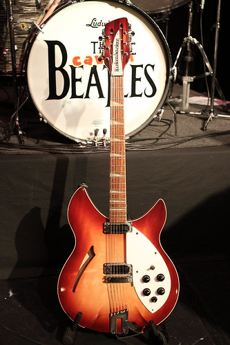 Rickenbacker 330/12 | by The Cavern Beatles' Photo Blog