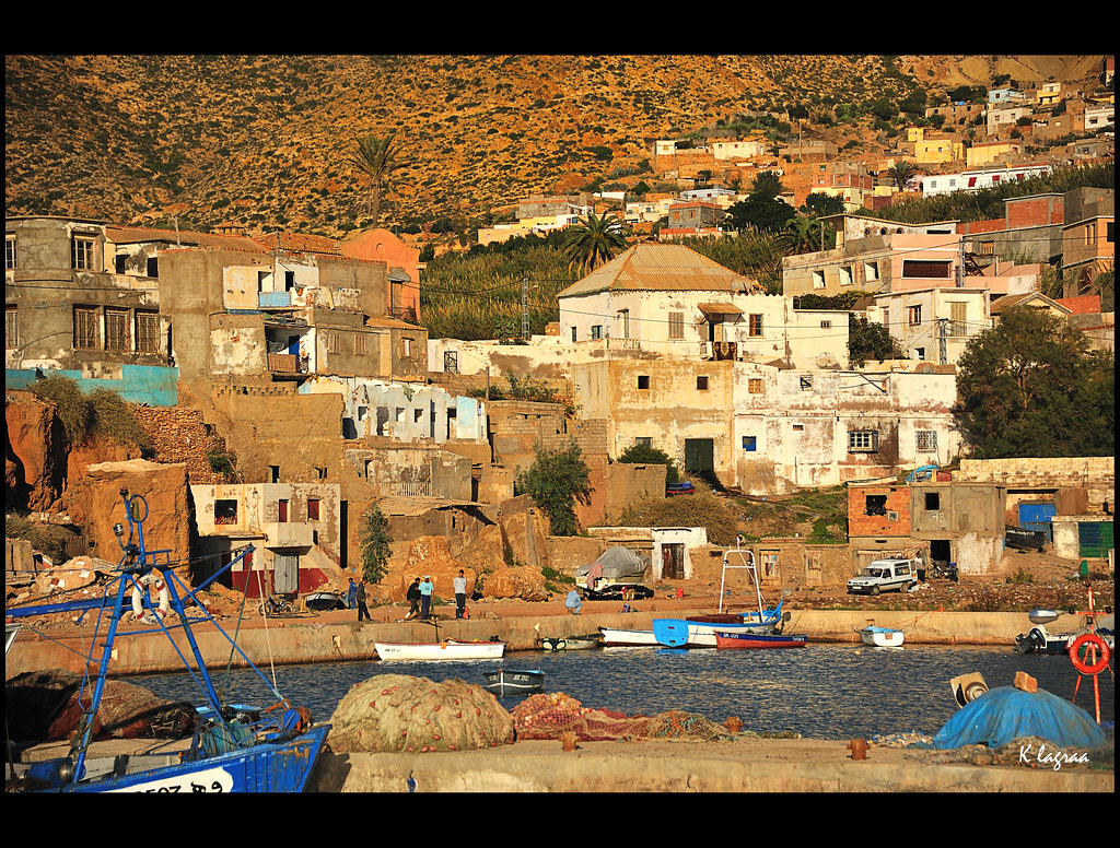 Kristel | Great fisherman's village in algeria at the east ...
