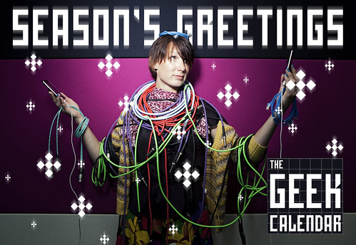 Season's Greetings | by geekcalendar