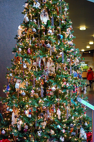 Photo Of Decorated Christmas Tree