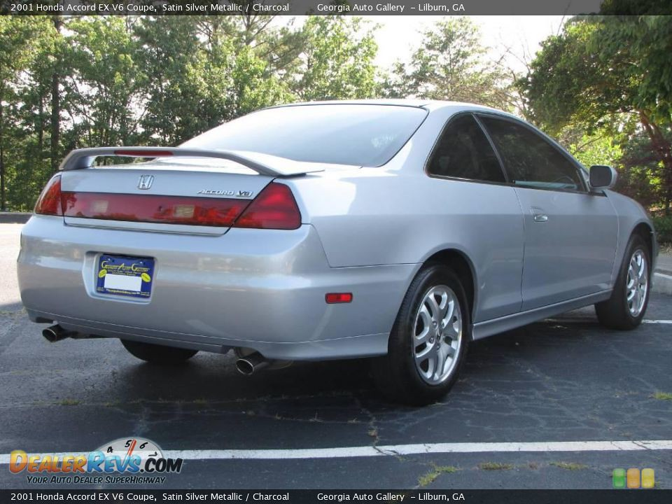 2002 honda accord ex v6 coupe back right quarter flickr. Black Bedroom Furniture Sets. Home Design Ideas