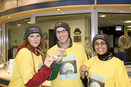 East Cheshire Hospice Midnight Walk. | by Northern Design Collective