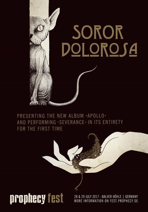 Soror Dolorosa @Prophecy Fest 2017