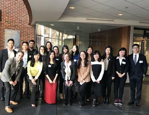 ASCEND Members at Brandeis IBS 2016-2017
