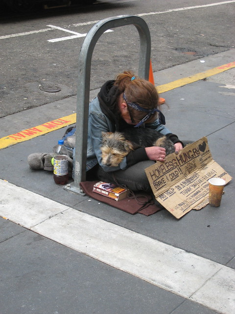 072610 Homeless Hungry Broke Cold