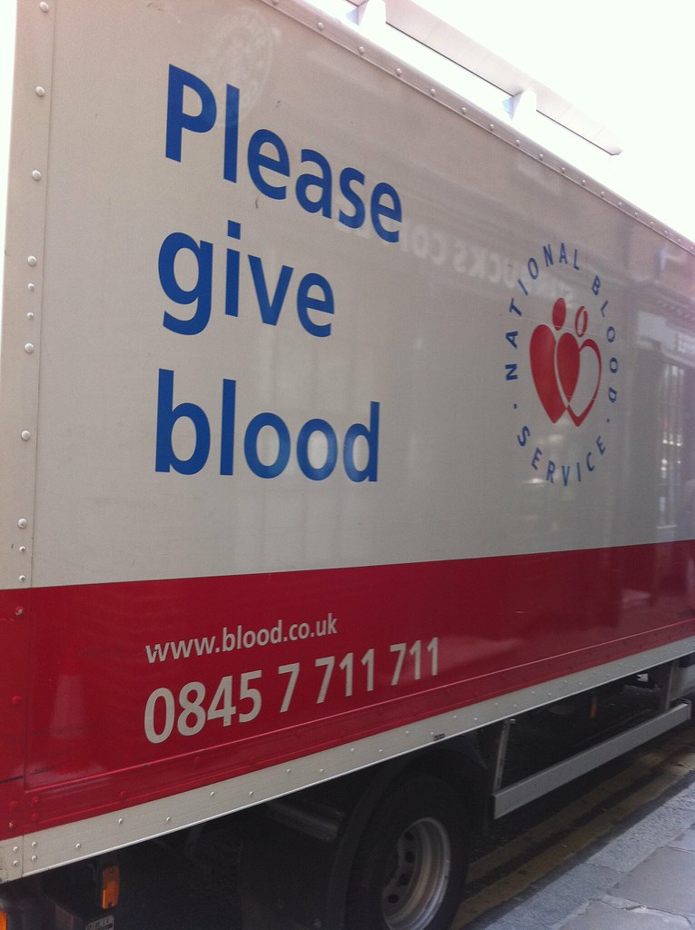 Donate Blood Liverpool