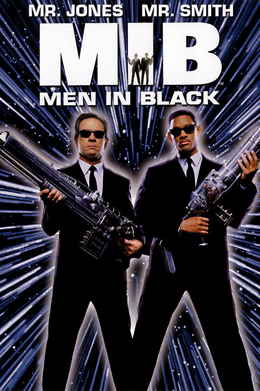 Men In Black Poster  Movie Poster For Men In Black To Be -8074