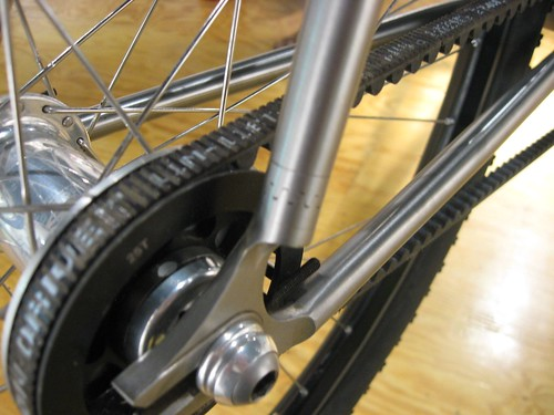 Bob Brown 29'er Belt Drive SS | by AthenaBikes