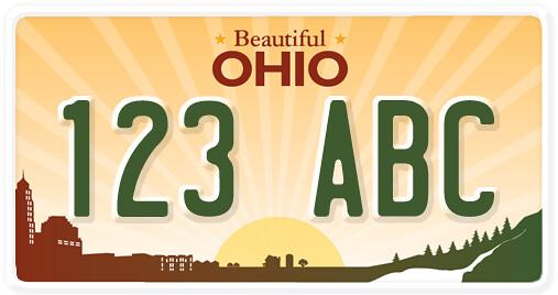 New License Plate Design