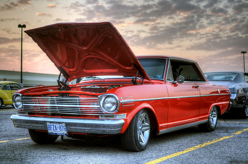 Lil Red Chev | by Mike Foote