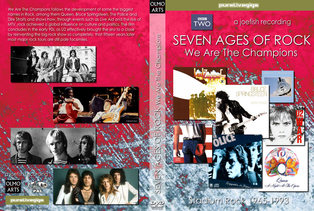 Seven Ages Seven Ages of Rock Bbc Chapter